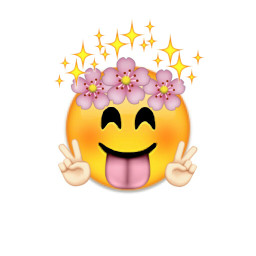 freetoedit sticker emoji princess emojicrownstickerremix