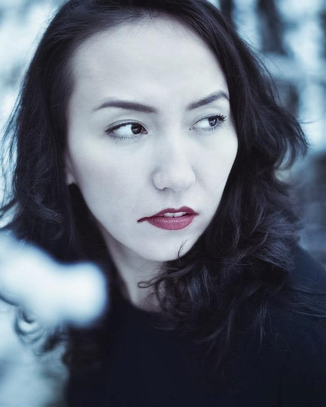 #portrait#forrest#vampire