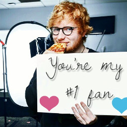 freetoedit colorenhance edsheeran person number1fan