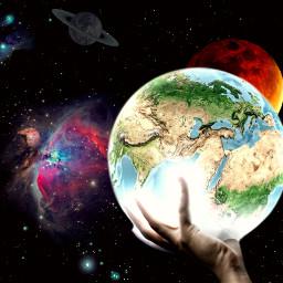 freetoedit dailyremixmechallenge dailyremix planets