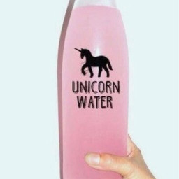 freetoedit pink unicorn tumblr unicornwater