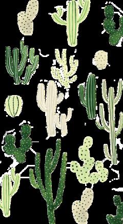 freetoedit green cactus remixit