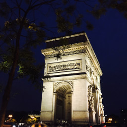 dpccitymonuments freetoedit evening monuments paris