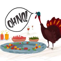 freetoedit turkeythoughts