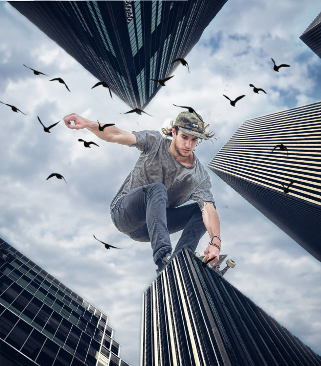 #freetoedit #skatboard #myedit