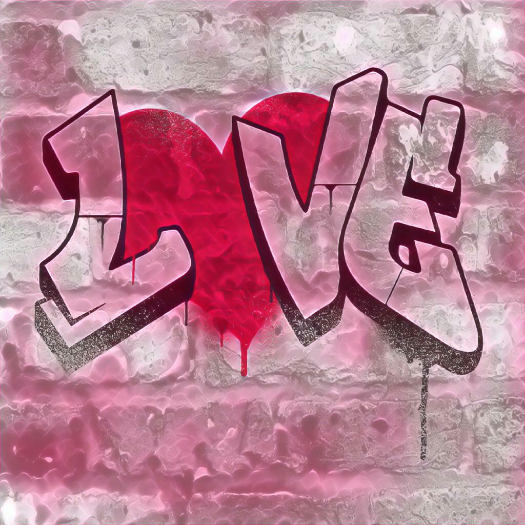 Картинки любимая графити