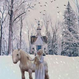 freetoedit winter snowday myedited