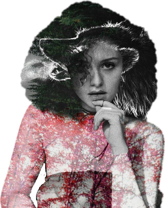 #girl #woman #lady #doubleexposure #portrait