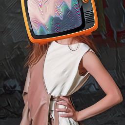 freetoedit tv tvhead static