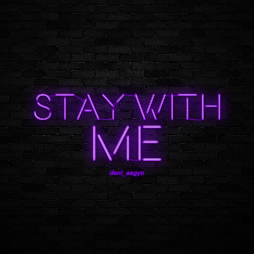 Goblin OST | Stay With Me | Neon Sign ~ Requested by