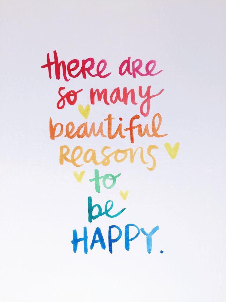 toedit happy behappy colorful rainbow quote quotes