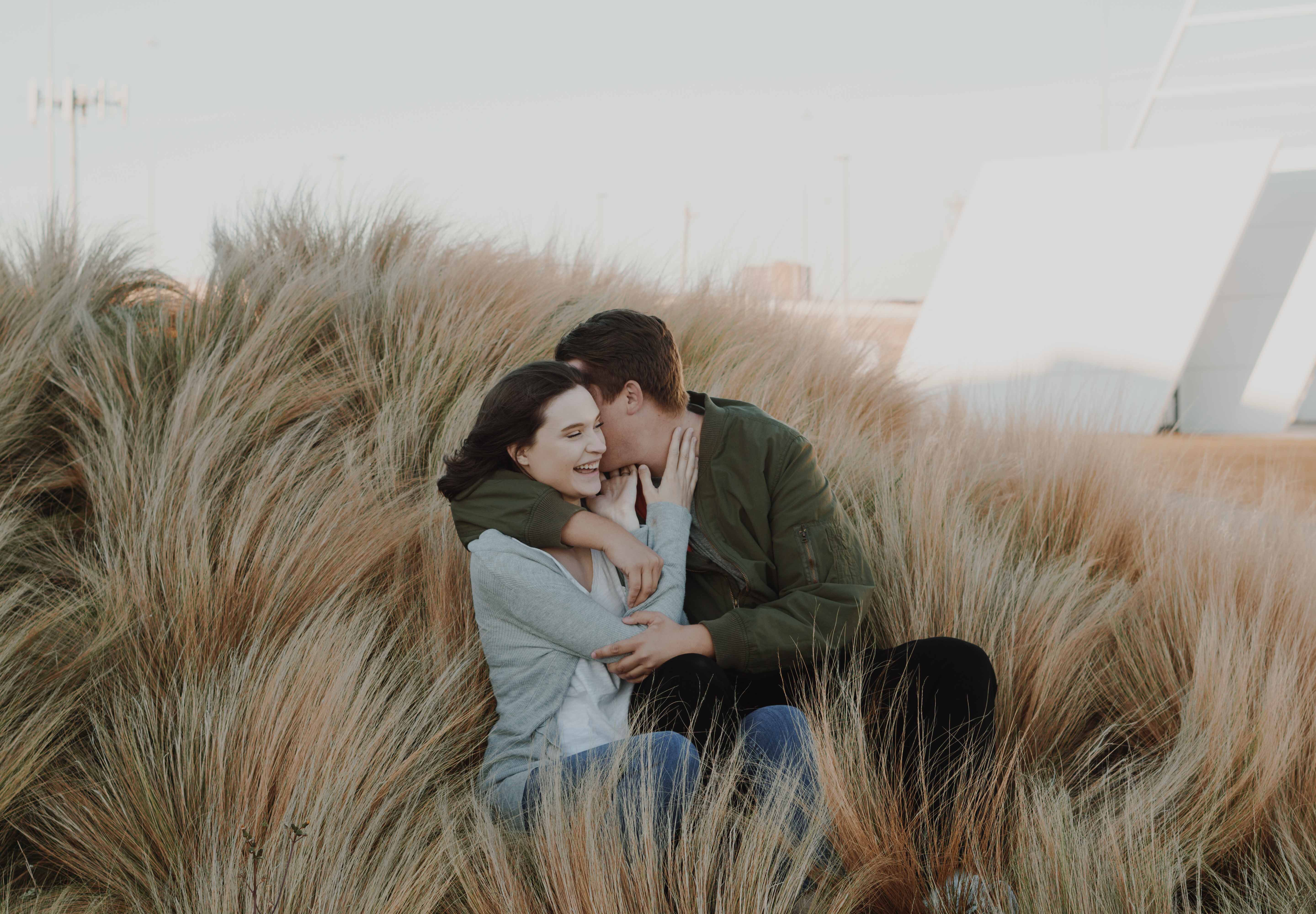 Show us the crazy ways your mind can work!Unsplash (Public Domain) #freetoedit #couple #girl #boy #love #nature #emotions #people #details #happy #autumn