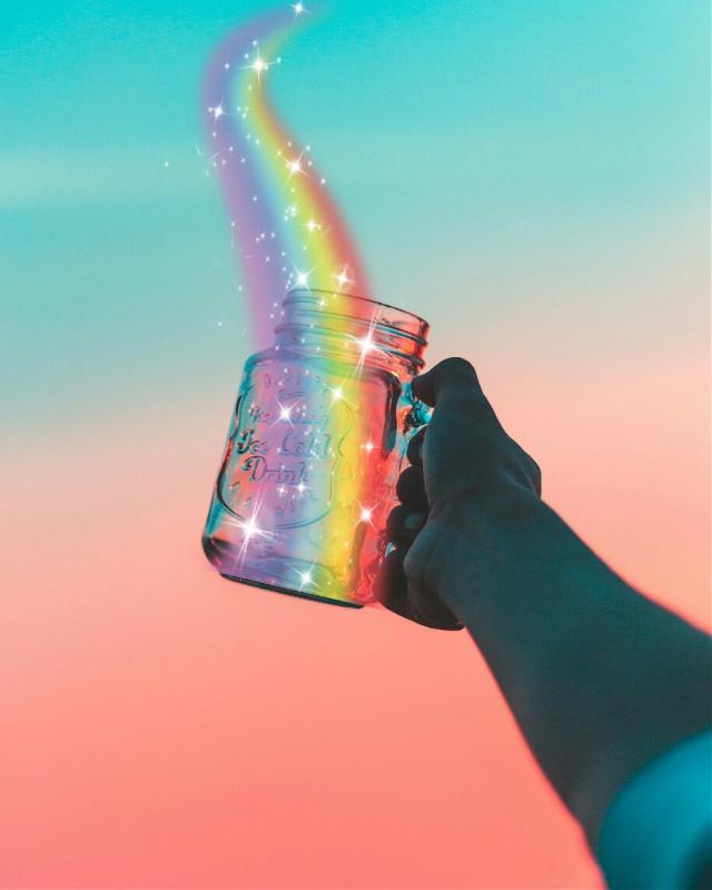 #madewithlove #myedit #rainbow#lights#SMASH HITS