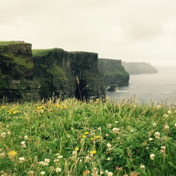 cliffsofmoher ireland cliffs sunlight bright