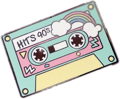 90s cassette girls tumblr pink tumblrgirl arcoiris