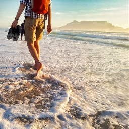 capetown beach southafrica holiday tablemountain pclifestyle