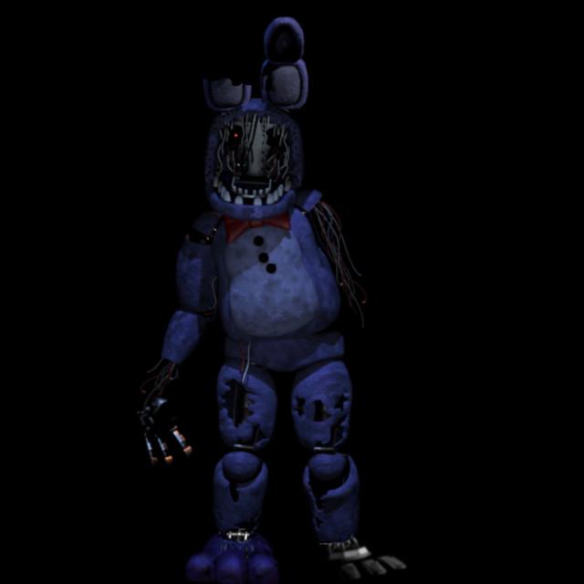 Trashed Bonnie