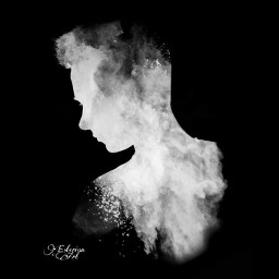 remixit freetoedit dust doubleexposure artisticportrait