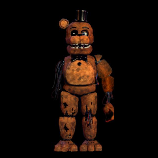 Trashed Freddy