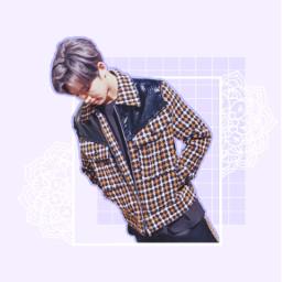 kpop kpopedit pentagon pentagonhongseok yanghongseok