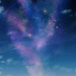 freetoedit galaxy sailormoon