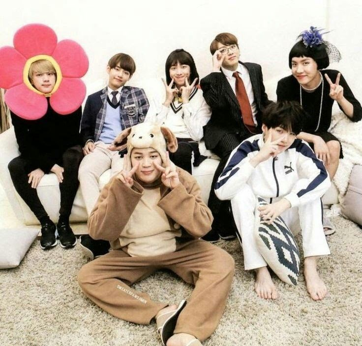 BTS at House of Army bts army fangirl kpop korea cute
