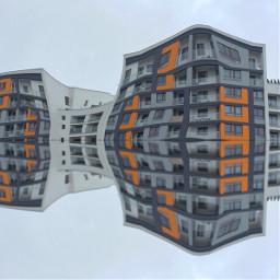 freetoedit architecture distort building city