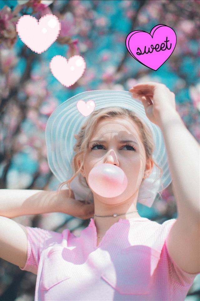 #freetoedit #bubblegum