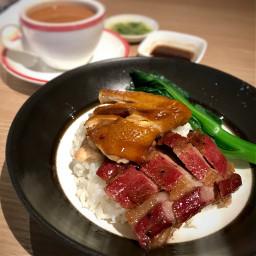 food bbqpork bbq roasted cantonesefood