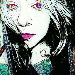 colorfull black love