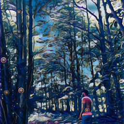 freetoedit. trees midnight freetoedit