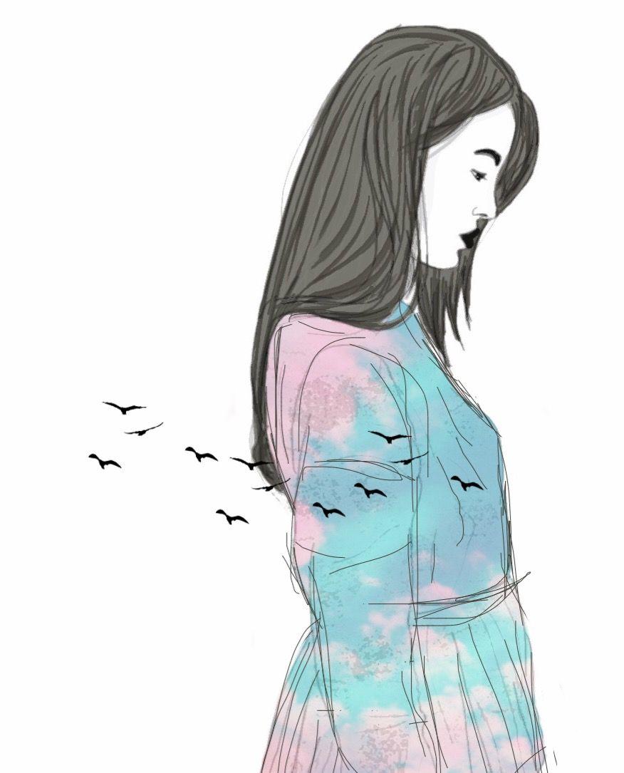 ✨🦋 #edit #drawing #draw #freedom #picsart