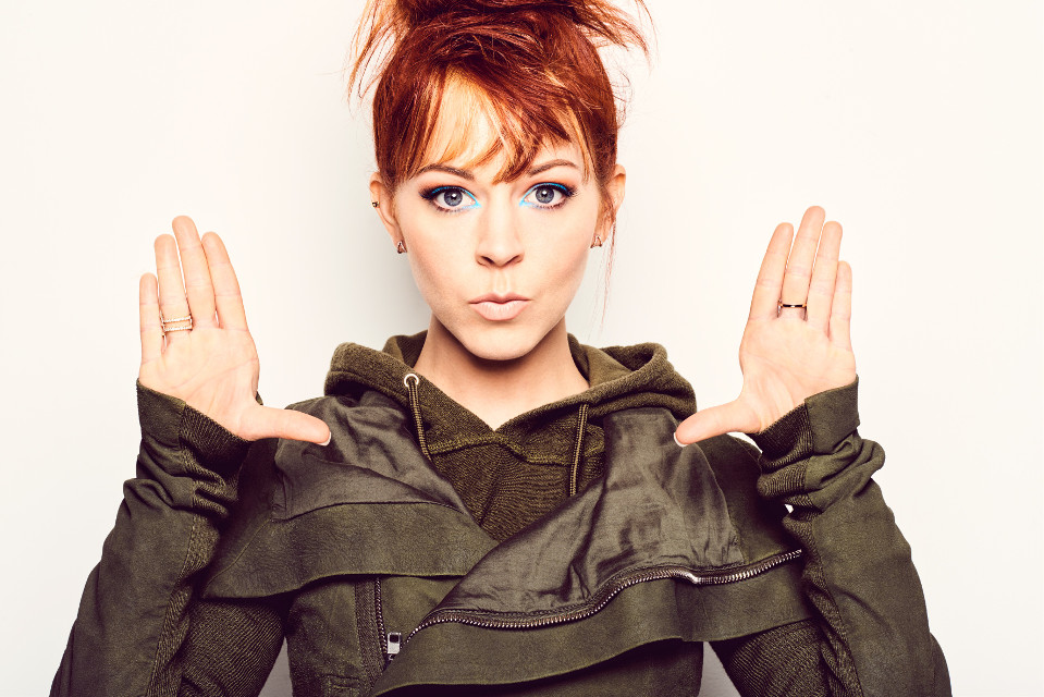 What's up, guys 🙌🏼 #lindseystirling #freetoedit