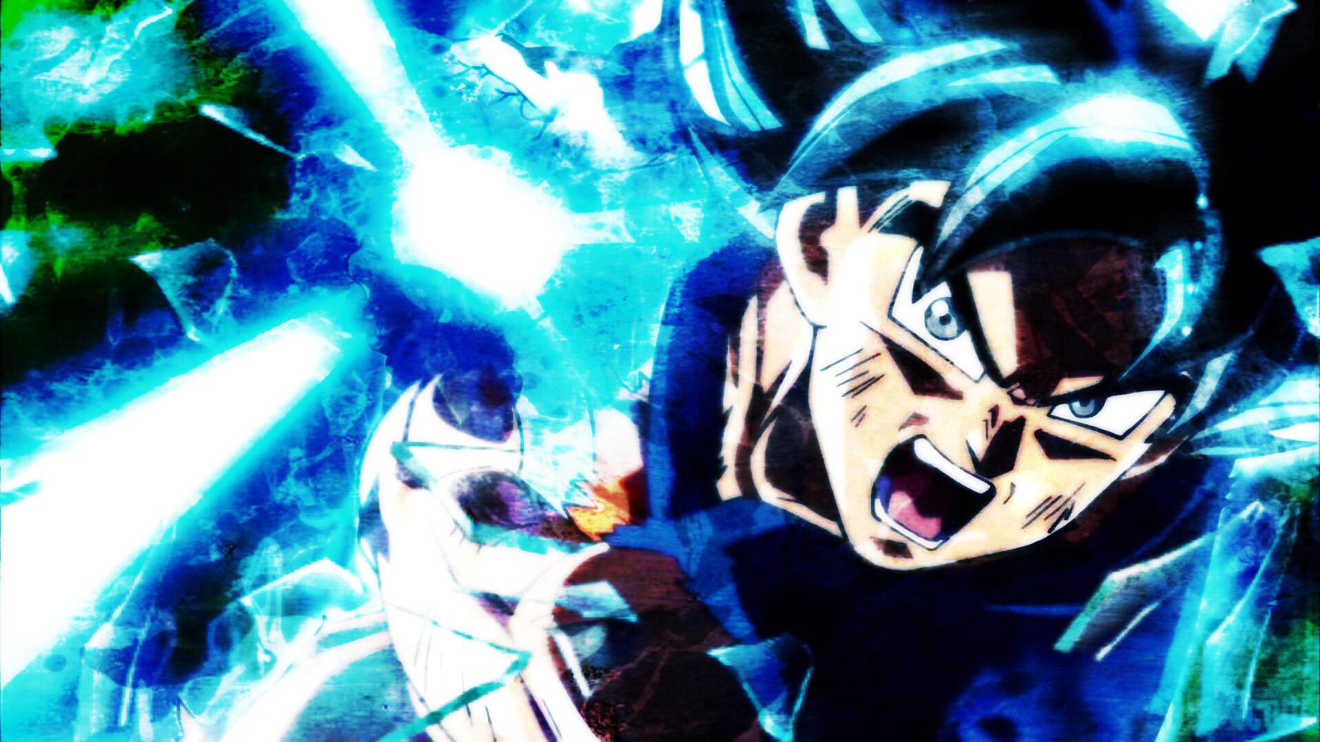 Ultra Instinct Goku