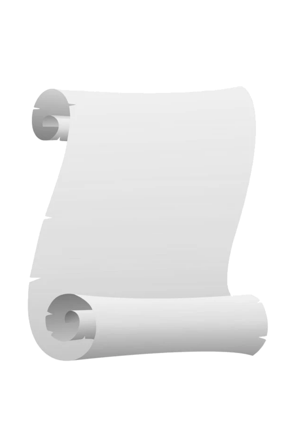 #scroll #white #clipart #freetoedit #freetoedit
