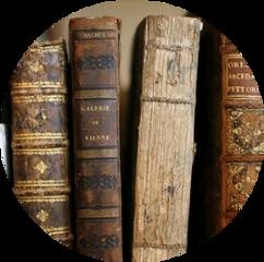 brown books book circle aesthetic freetoedit