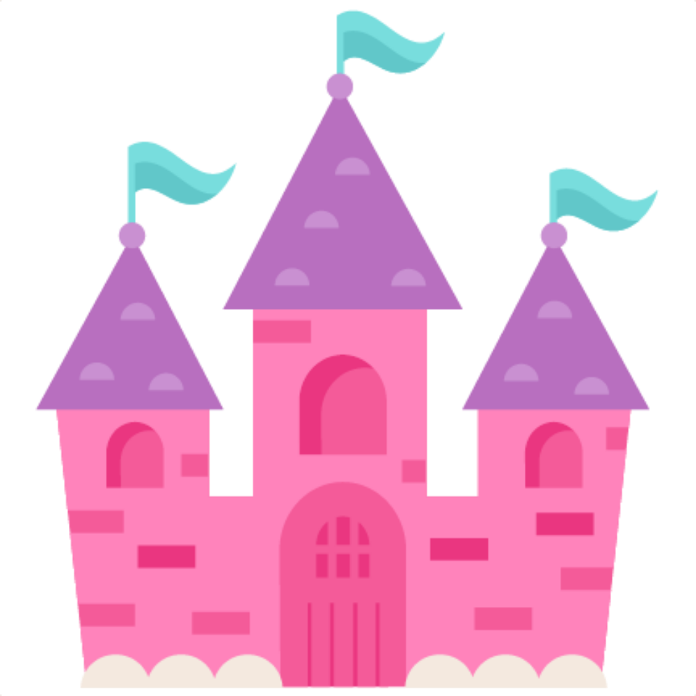 #ftestickers #disneycastle #pink #cute