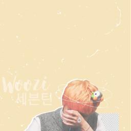 woozi 세븐틴 seventeen 17 kpopedit