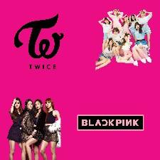 #blackpink#twice#kpop