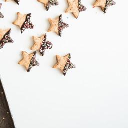 freetoedit cookies stars sweet cookie