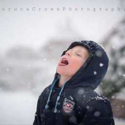 photography happychild children snow winter