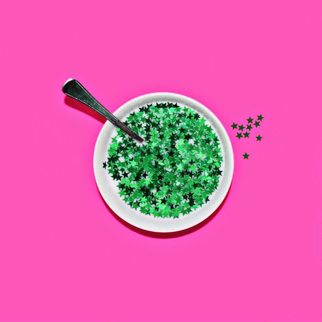 #freetoedit #glitter #stars #cornflakes