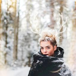 madewithpicsart myedit snow wintertime winterlove freetoedit