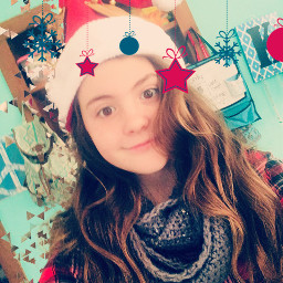 myperson freetoedit selfie christmastime hairstyles