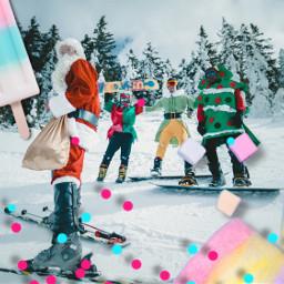 freetoedit christmasparty