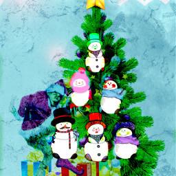ecsnowmanfamily snowmanfamily