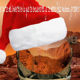 freetoedit feliznavidad2018 marte