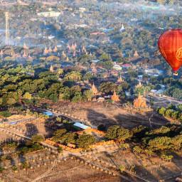 airballoons bagan myanmar