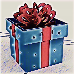 giftwrapping freetoedit powmagiceffect picsart