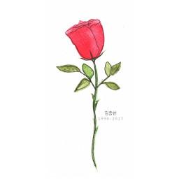 jonghyun restinpeacejonghyun rosesforjonghyun shinee youdidwelljonghyun